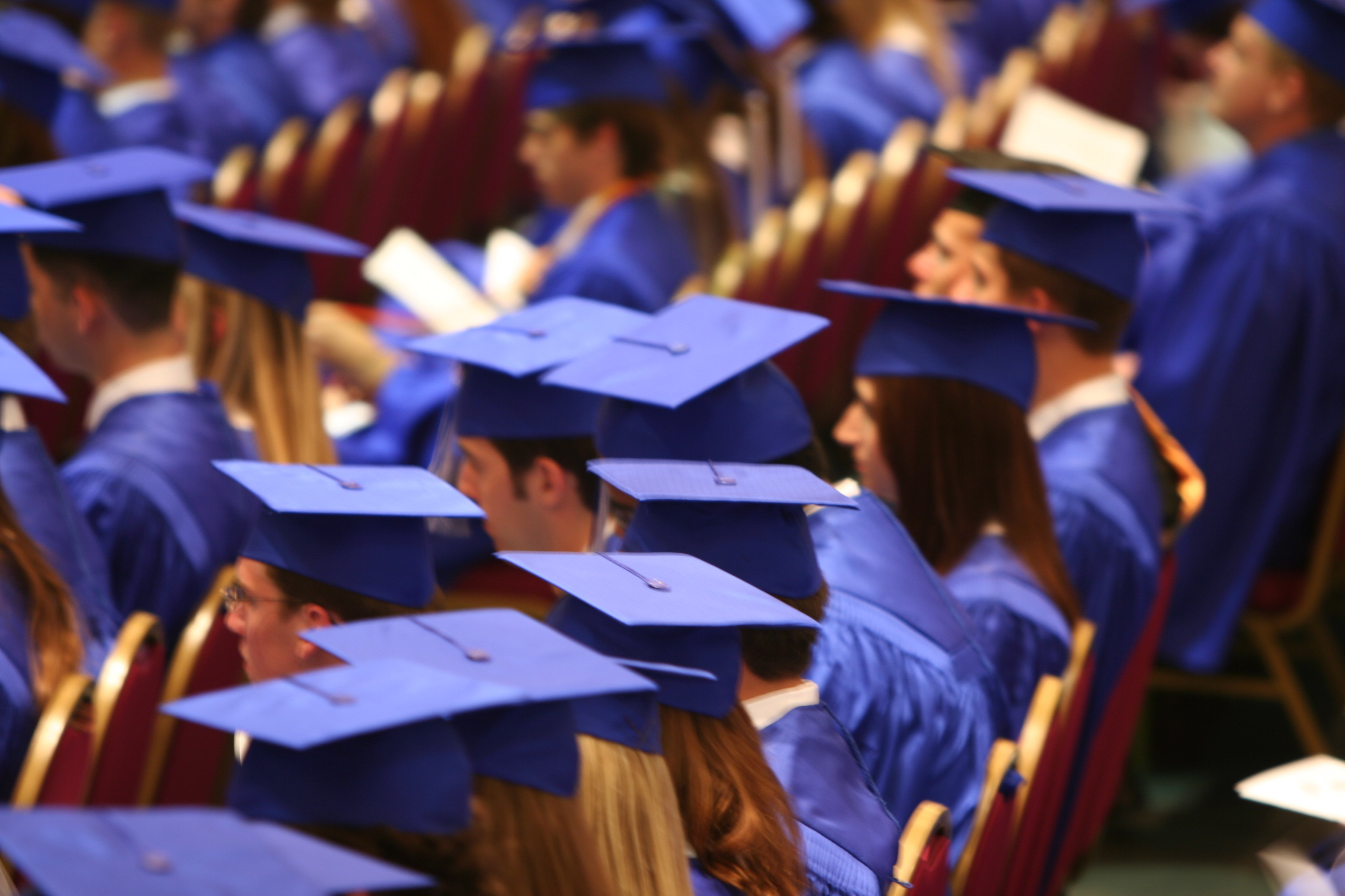 college graduates Education for Deserving Youth